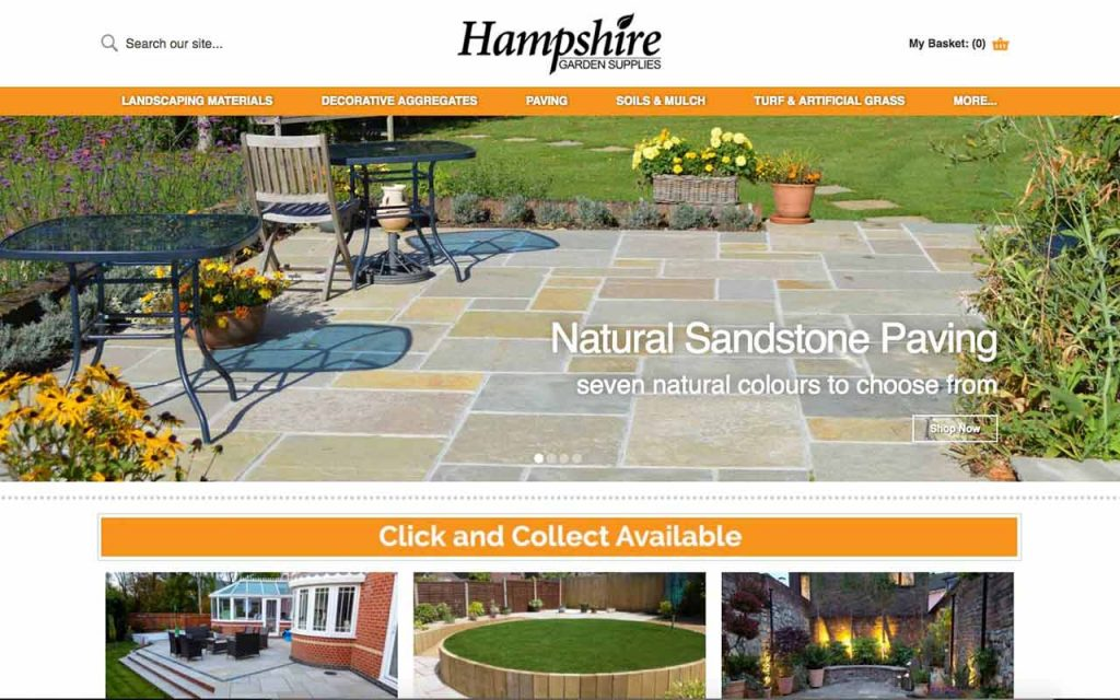 Landscaping Products Hambrooks