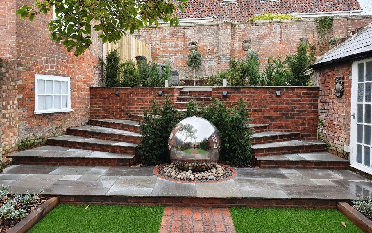 Contemporary Garden Design & Landscape by HAmbrooks in ...